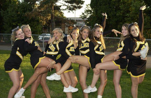 Pin High School Varsity Cheerleader on Pinterest